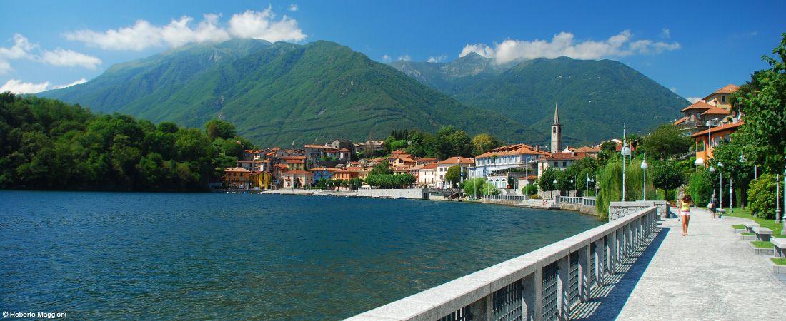 Mergozzo borgo suggestivo meta di villeggiatura sul for Lago di mergozzo