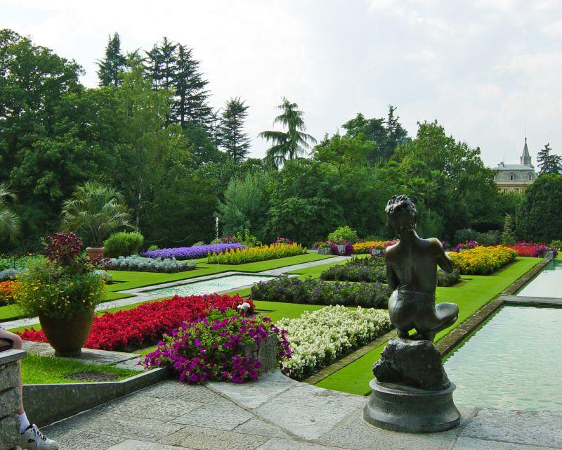 Giardini di villa taranto for Giardini per ville private