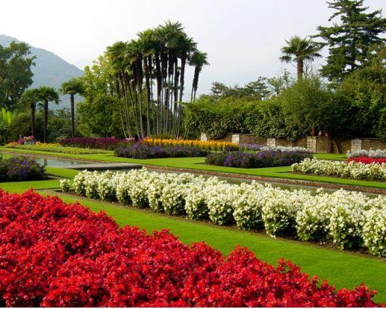 Dimore storiche e giardini in fiore - Giardini per ville ...